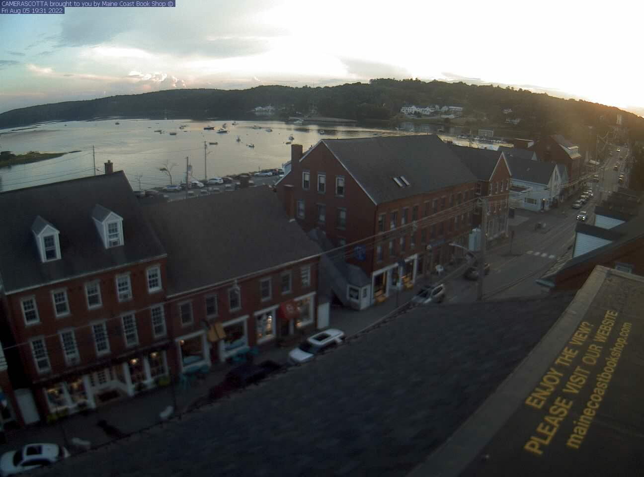 Damariscotta Webcam